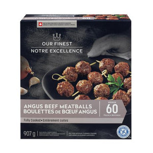 Our Finest Angus Beef Meatballs