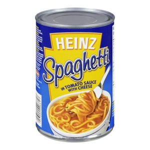 Heinz Spaghetti in Tomato Sauce with Cheese