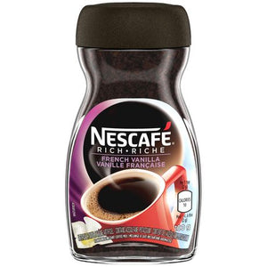 NESCAFÉ RICH French Vanilla, Instant Coffee