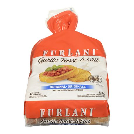 FURLANI Garlic Toast Original