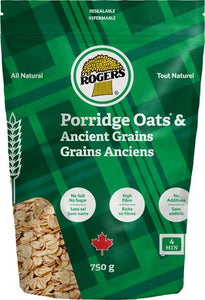 Rogers Porridge Oats and Ancient Grains