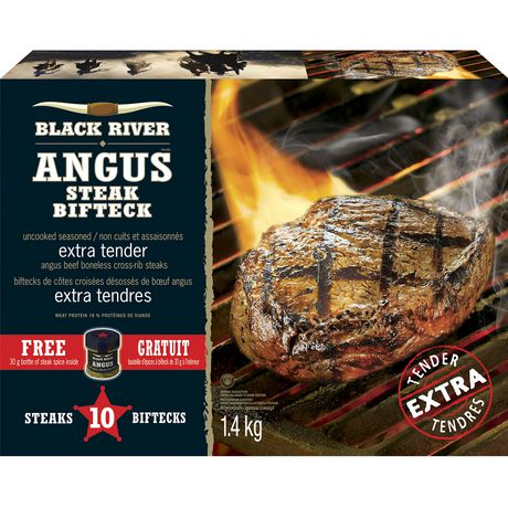Black River Angus Steak