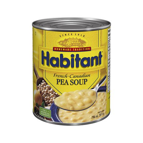 Habitant French Canadian Pea Soup