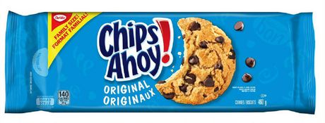 Chips Ahoy! Original Cookies, Family Size