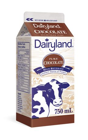 Dairyland 1% Chocolate Milk Beverage