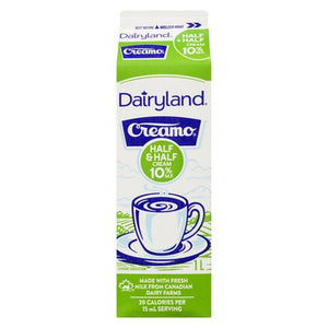 Dairyland 10% Half & Half Cereal Cream