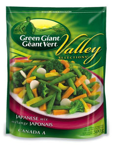 Green Giant Frozen Vegetables - Valley Selections Japanese Mix