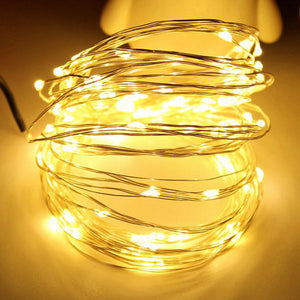 USB Low Voltage 10 Meters Led Lights