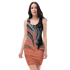 Phoenix Sublimation Cut & Sew Dress