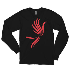 Red Phoenix Long sleeve t-shirt