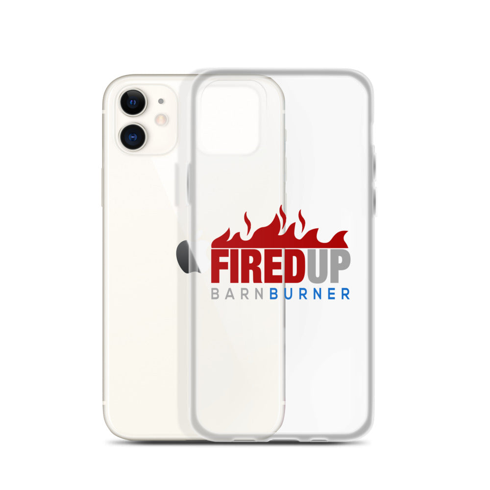 "BarnBurner ""Fired Up"" iPhone Case"