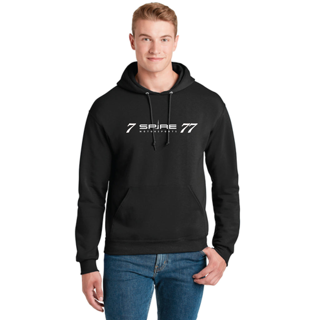 Spire  - NuBlend® Pullover Hooded Sweatshirt #7 and #77 Logo