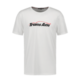America's Road Race White T-Shirt - With Nanocoating Technology