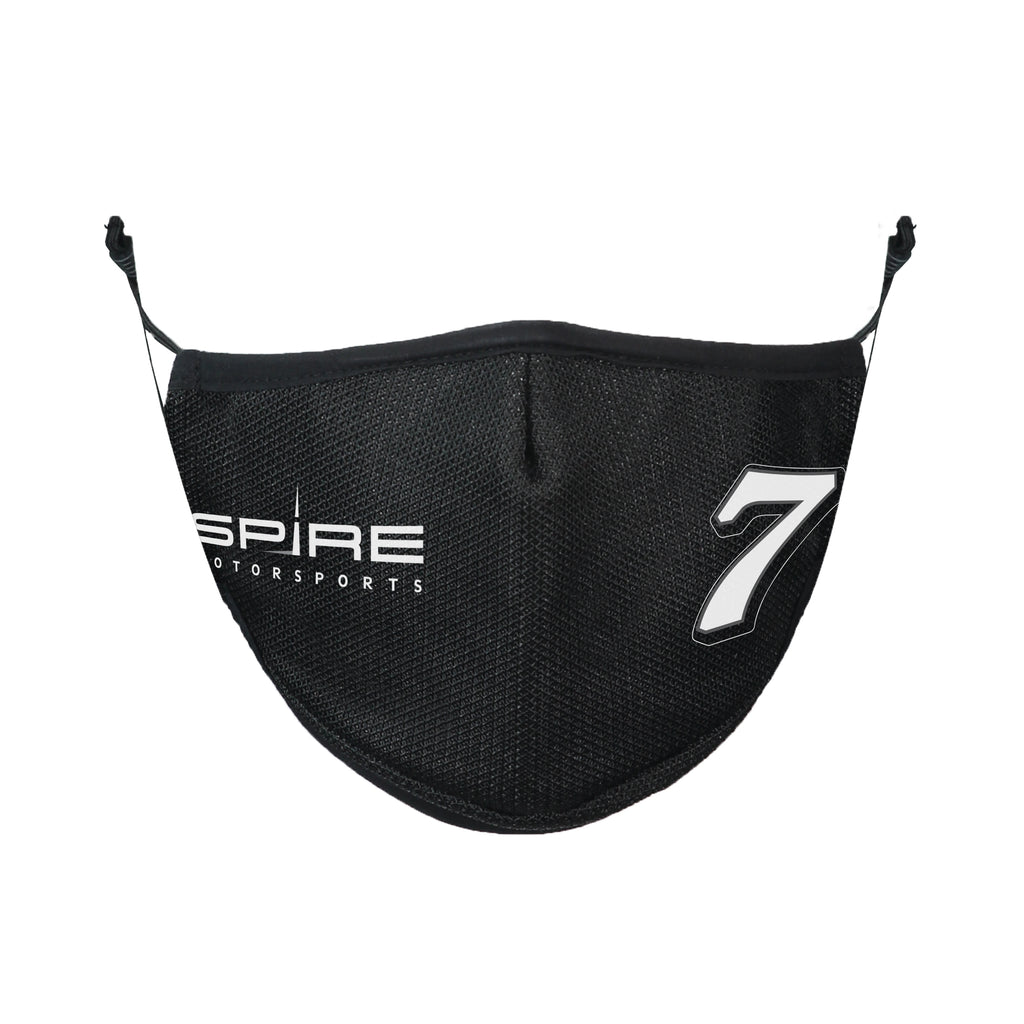 Spire #7 - Facemask With Nanocoating