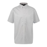 Short-Sleeve Button-Up Classic Fit