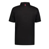 Jersey Performance Zip Polo