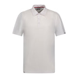 Cotton Jersey Button Polo