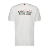 America's Road Race White T-Shirt