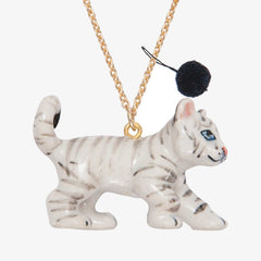 A Mini Penny / Ketting / White Tiger