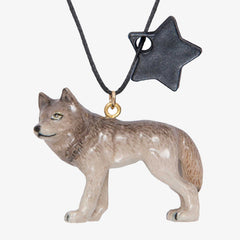 A Mini Penny / Ketting / Wolf