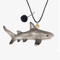 A Mini Penny / Ketting / Tiger shark