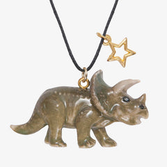 A Mini Penny / Ketting / Triceratops