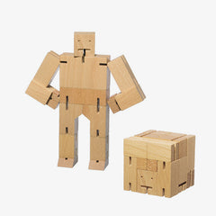 Areaware / Cubebot / Natural