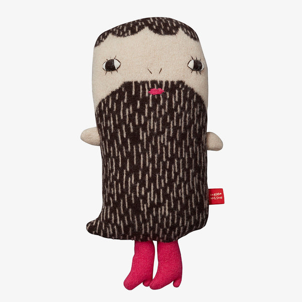 Donna Wilson / Henrietta The Bearded Lady