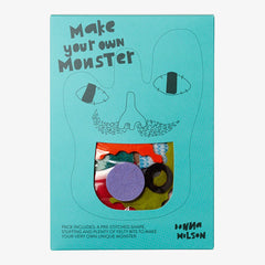 Donna Wilson / DIY Monster Set