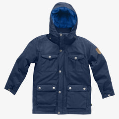 Fjällräven Kids Greenland Down Parka / Blue