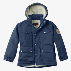 Fjällräven Kids Greenland Winter Jacket / Blue