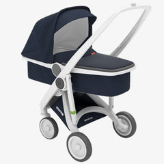 Greentom / Upp Carrycot kinderwagen / White & Blue