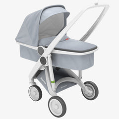 Greentom / Upp Carrycot kinderwagen / White & Grey