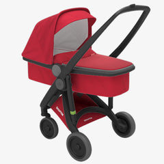 Greentom / Upp Carrycot kinderwagen / Black & Red