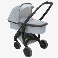 Greentom / Upp Carrycot kinderwagen / Black & Grey