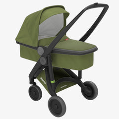 Greentom / Upp Carrycot kinderwagen / Black & Olive