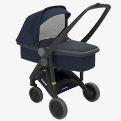 Greentom / Upp Carrycot kinderwagen / Black & Blue