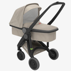 Greentom / Upp Carrycot kinderwagen / Black & Sand