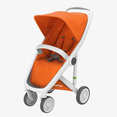 Greentom / Upp Classic buggy / White & Orange