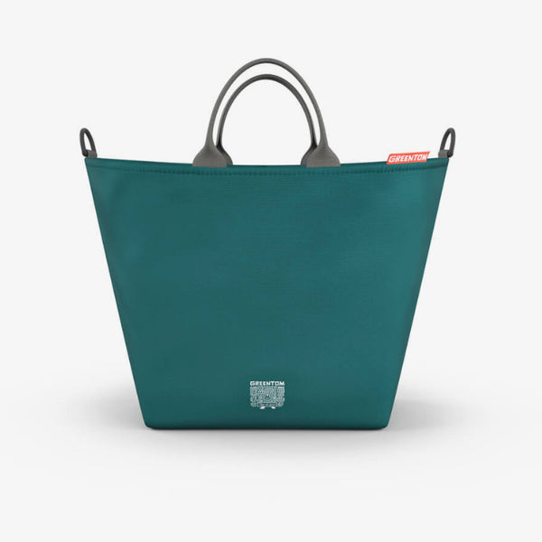 Greentom / Shopping Bag / Petrol
