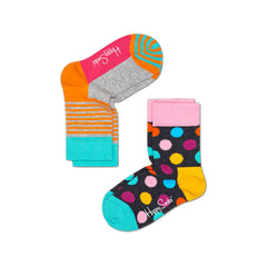 Happy Socks / Set van twee / Big Dot Kleur