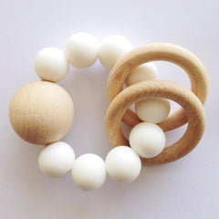 Dove and Dovelet / Bijtring Rammelaar / Saturn Teether