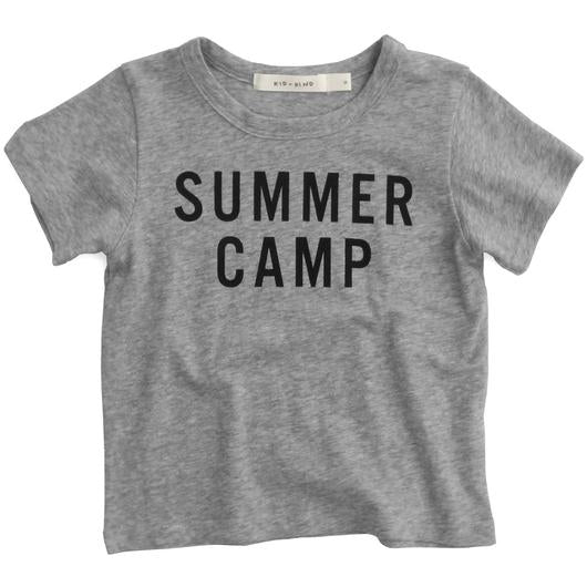 Kid + Kind / Summer Camp T-Shirt