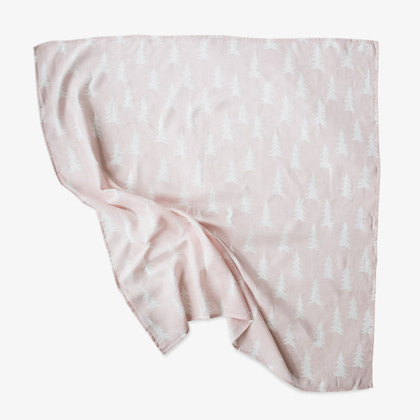 Fine Little Day / Muslin Swaddle Blanket / Gran / Powder