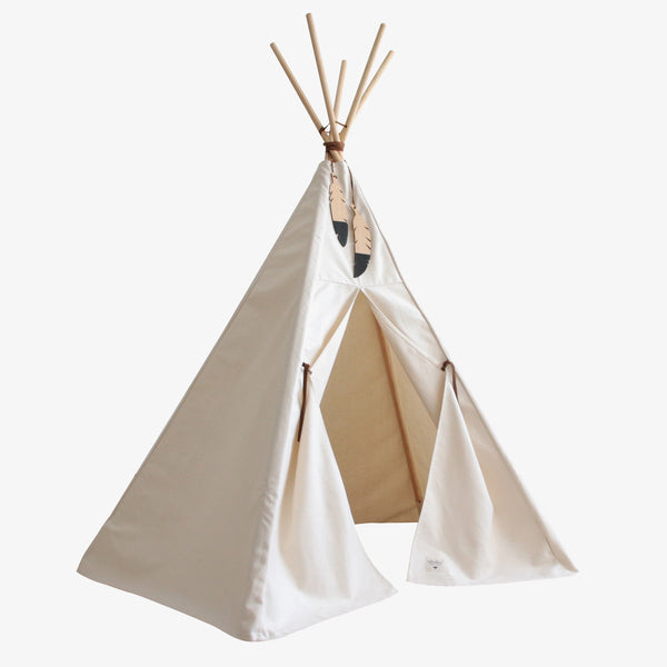 Nobodinoz / Pure / Tipi Speeltent / Natural
