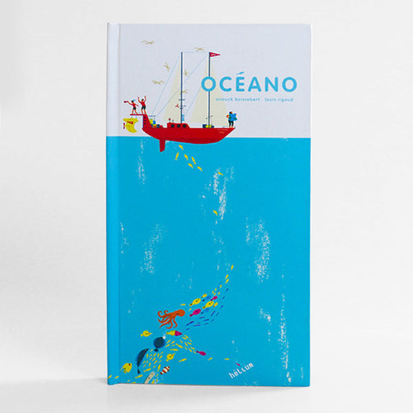 Boek Hélium / Pop-up / Océano