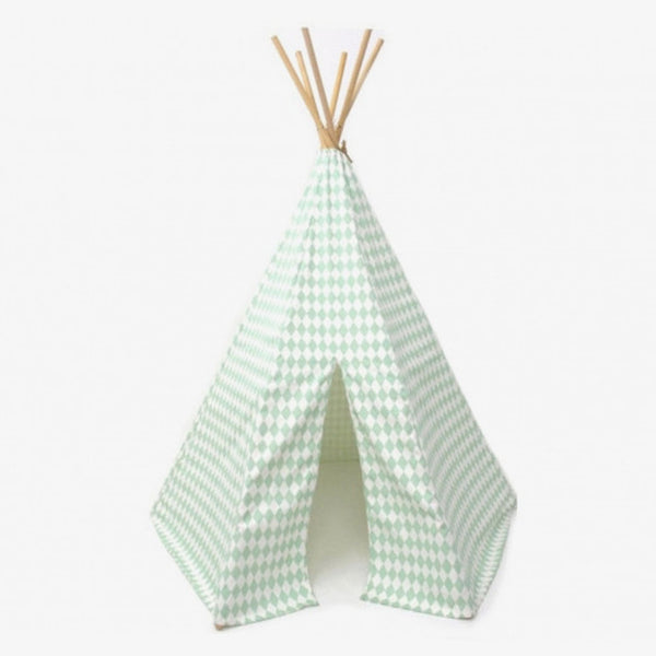 Nobodinoz / Tipi Speeltent / Green Diamonds