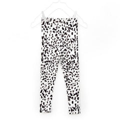 Little Man Happy / Jungle Maze Leggings