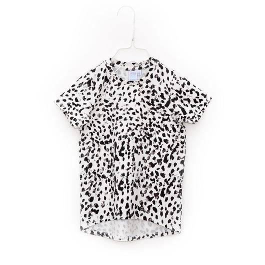 Little Man Happy / Jungle Maze Longline Shirt