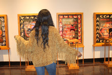 Load image into Gallery viewer, Fringe in Fall sweater
